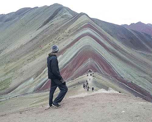 Vinicunca - Rainbow Mountain Vinicunca