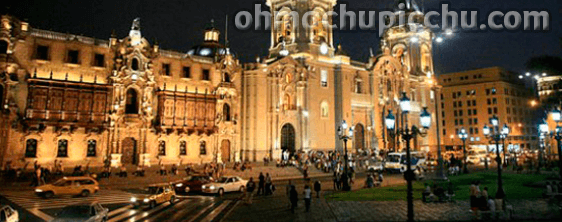 Tours - Lima