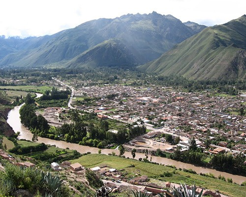 Urubamba Valle Sagrado