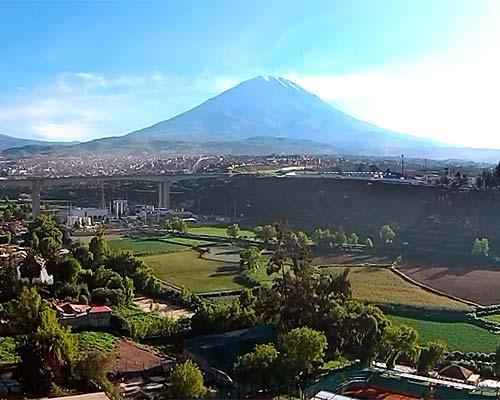 Ciudad de Arequipa