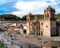 Basílica Catedral de la ciudad de Cusco