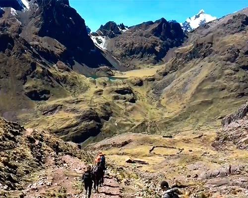 Camino Inca a Lares