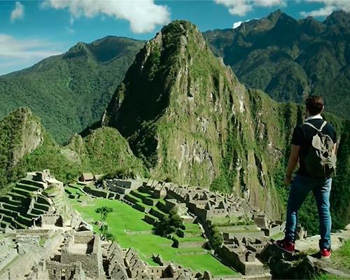 Perú, país de tesoros escondidos.