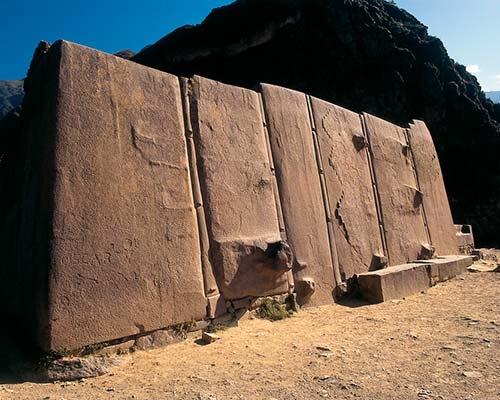 Templo del Sol Ollantaytambo