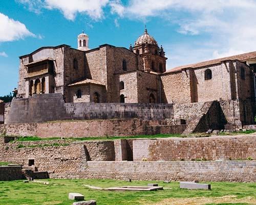 Koricancha , El Palacio Dorado.