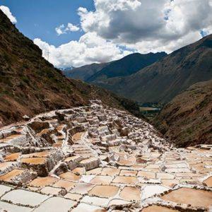 Salineras, minas del sal