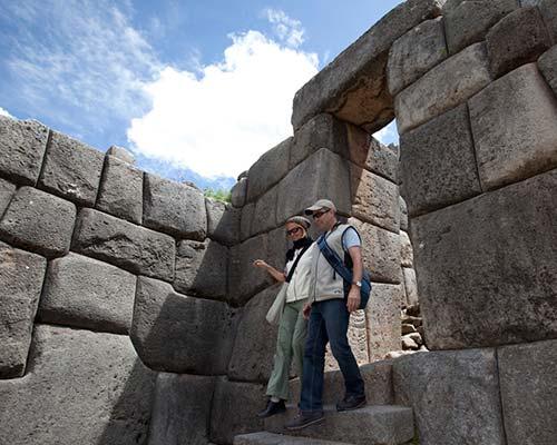 Complejo Arqueologico de Saqsayhuaman