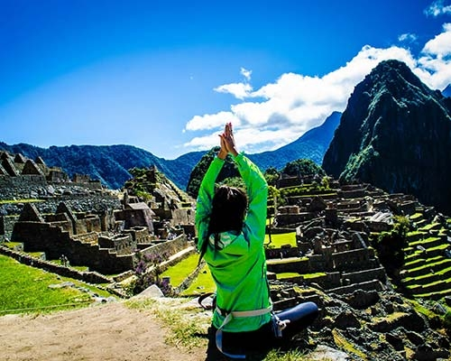 Machu Picchu Mágico