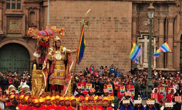 Inti Raymi 2018