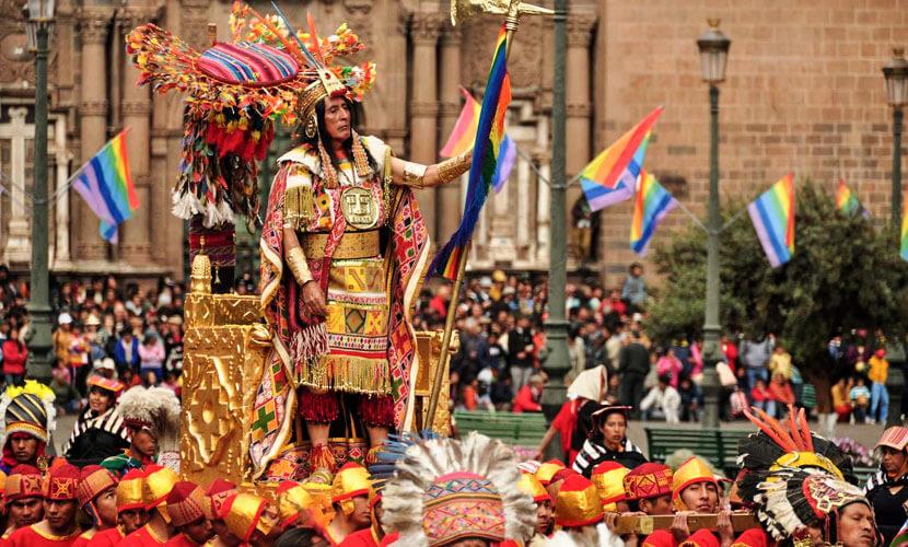 Inti-Raymi Cusco 2016