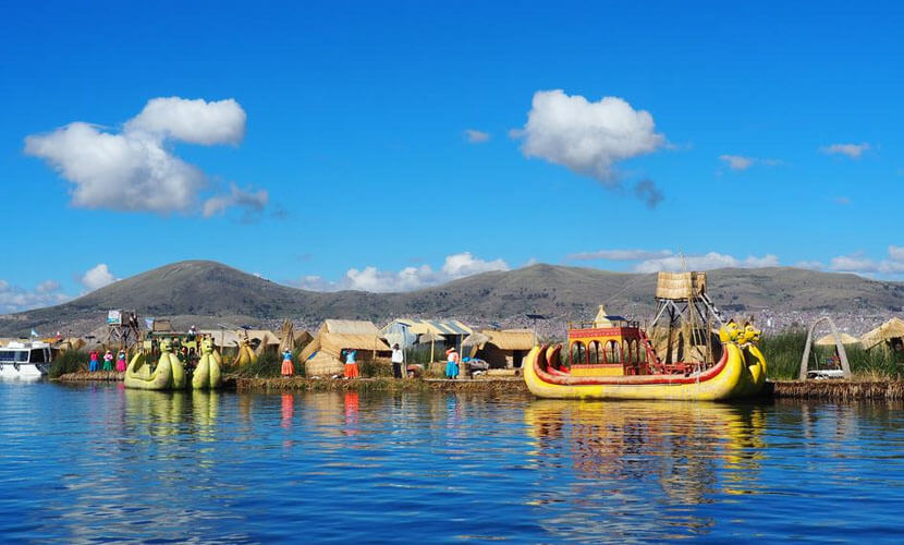 Lago Titicaca Full Day