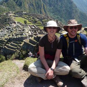 Machupicchu en Perú