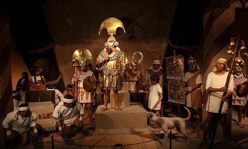 Museo Tumbas Reales Sipan