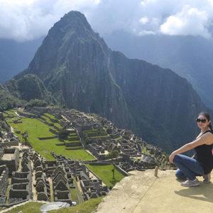 Oh! Machu Picchu