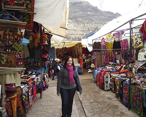 Pisaq mercado artesanal