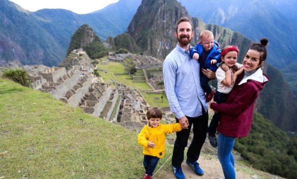 Tour Machupicchu en familia