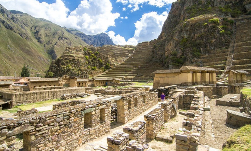 Tour al Valle Sagrado Ollantaytambo