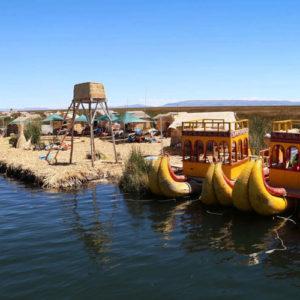 Tour en el Lago Titicaca