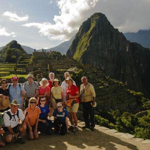Viajes a Machupicchu en grupo