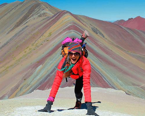 Rainbow Mountain Vinicunca-Tour a Vinicunca