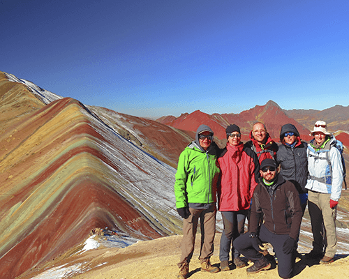 Vinicunca Montaña de Colores