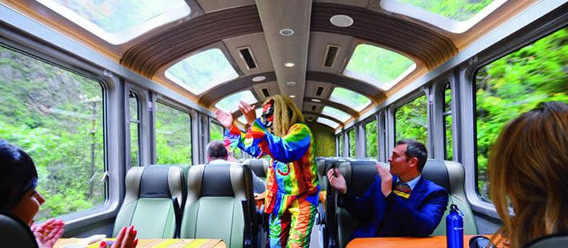 Tren Vistadome