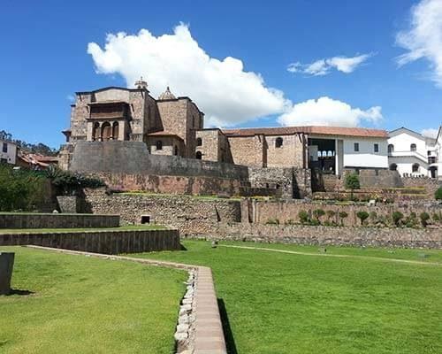 City Tour en la ciudad del Cusco-Qoricancha