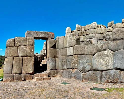 City Tour en la ciudad del Cusco-Saqsayhuaman