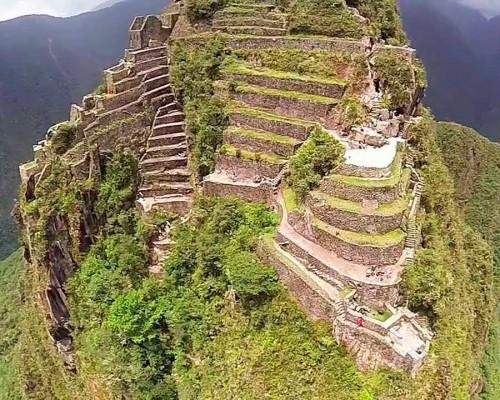 Huaynapicchu Maravilla del Mundo
