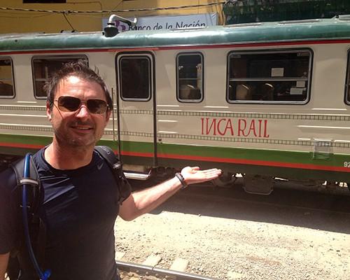 Inca Rail Tren a Machu Picchu