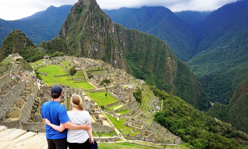machupicchu en Peru