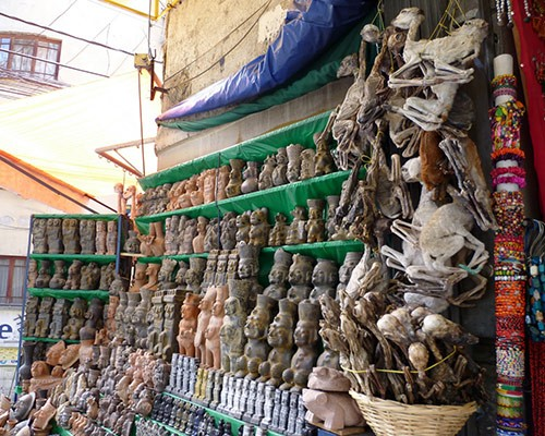 Mercado de Brujos