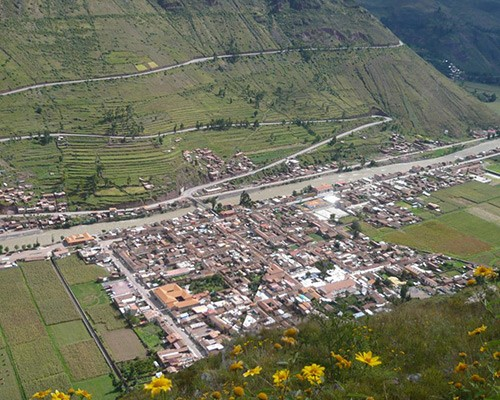 Pisac Valle Sagrado de los Incas