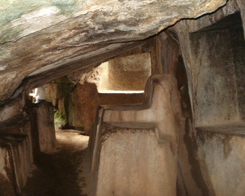 Camara Subterranea - Qenko