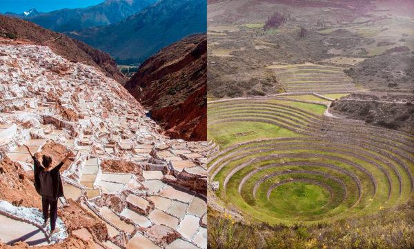 Tour Moray Salineras en el Valle Sagrado