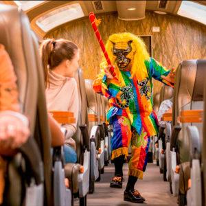 Peru Rail Trenes a Machu Picchu desde Cusco
