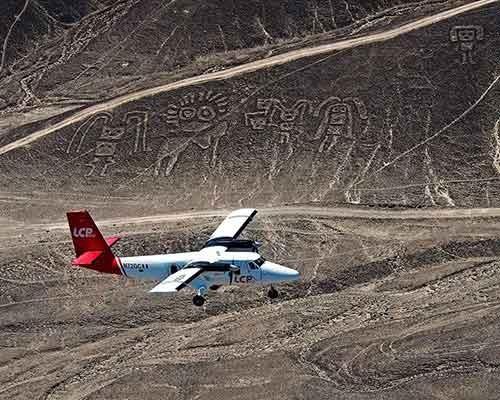 Sobrevuelos Lineas de Nazca